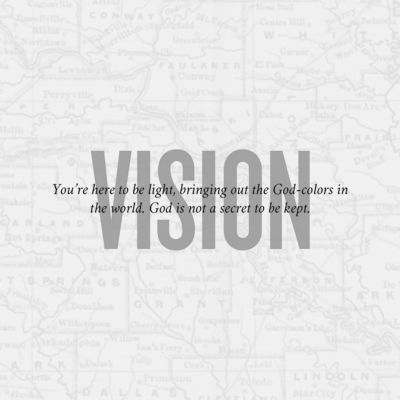 Vision Happening Now Banner